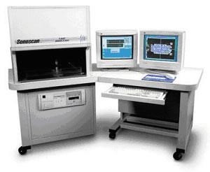 超音波顕微鏡(原理と特長)