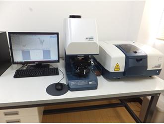 フーリエ変換-赤外分光法(FT-IR)による有機物分析