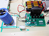 アルミ電解コンデンサ充放電、リップル試験~実環境に応じた部品評価試験~