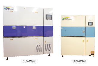 超促進耐候性試験 スーパーUVテスター