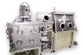 有機EL成膜装置を新規導入しました。